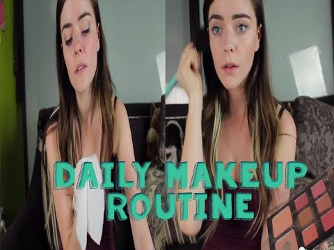 Ashe Maree's Face Makeup Routine!