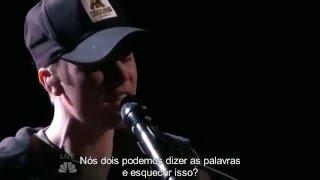 Sorry (Live) - Justin Bieber [LEGENDADO/TRADUÇÃO]