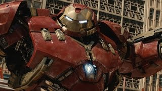 Comic Uno Avengers Age of Ultron (Movie Review)