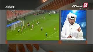 عبدالرحمن الرومي - الشباب استطاع أن يقف على قدميه أمام الإتحاد #برنامج_الملعب