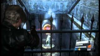 Resident Evil 6 Leon's Story Chapter 2 Cathedral Statue Puzzle Guide