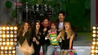 Programa Internacional Favorito - Big Time Rush - Kids' Choice Awards México 2011