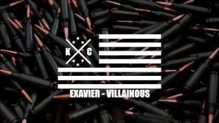 eXAVIER - Villainous (Trap) [Free XXX EP] [HQ + HD]