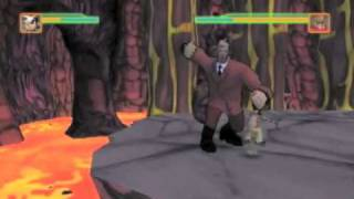 The secret Saturday's Beast of the 5th Sun Nintendo Wii DS PS2 and PSP video game trailer