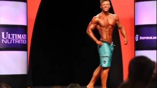 Steve Cook at 2014 Men's Physique Olympia
