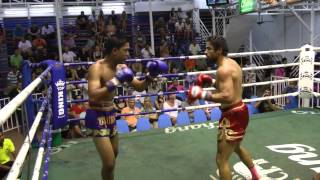 Huracan (SInbi Muay Thai) from Chile Wins by KO