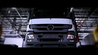 Mercedes-Benz Actros CV