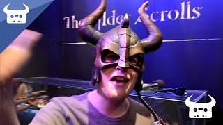 ENDLESS ELDER SCROLLS RAPS - Songs of Skyrim | Dan Bull