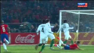Copa America 2015: Alexis Sánchez goal (Chile 2-0 Bolivia)