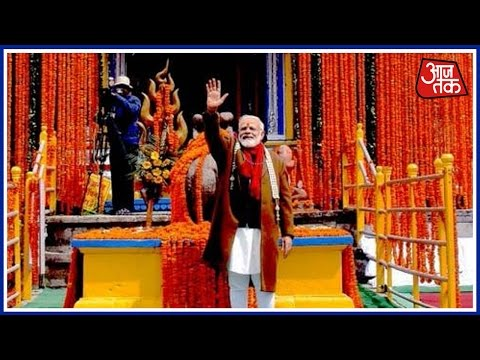 At Kedarnath Temple, PM Narendra Modi Is First To Offer Prayers