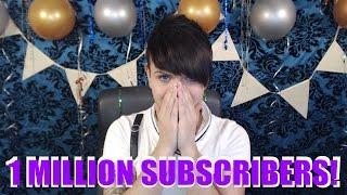 1 MILLION SUBSCRIBERS!!! - PinkStylist