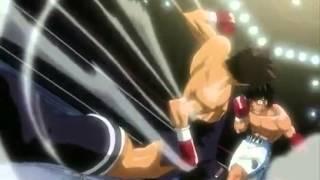 Ippo vs Sendo Title Fight Final Round