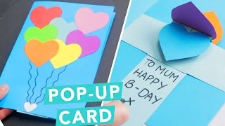 3D Pop-Up Card | Nailed It