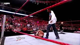 snoop dog vs wrestler