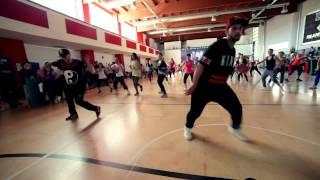 #sashaoshkin & #pashafatykhov Dance Aerobic Choreography,