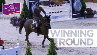 Winning Round - Alberto Zorzi | FEI Nations Cup™ Jumping - Rome