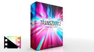 TransZoom 2 - Dynamic Transitions for Final Cut Pro X - Pixel Film Studios
