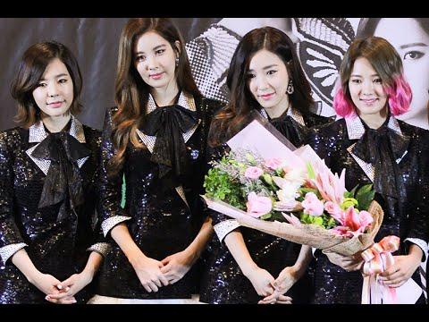 160131 Press Con GIRLS GENERATION 4th TOUR Phantasia in BANGKOK