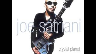 Joe Satriani - crystal planet (full album)