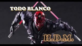 # H.D.M. STAR WARS: BATTLERFRONT 3 PS4 ONLINE EN ESPAÑOL  H+D+M TODO BLANCO
