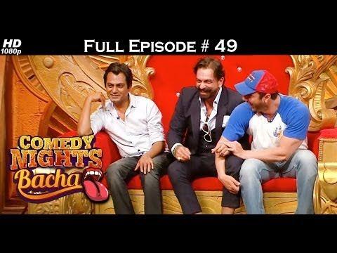 Comedy Nights Bachao - Nawazuddin & Sohail - 4th September 2016 - कॉमेडी नाइट्स बचाओ - Full Episode