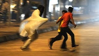 REAL GHOST PRANK - Baap Of Bakchod - Raj | Prank In India