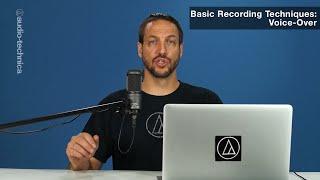 Basic Recording Techniques: Voice-Over