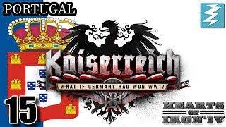 POLITICAL DISASTER [15] Portugal - Kaiserreich Mod - Hearts of Iron IV HOI4 Paradox