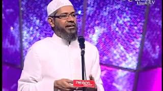 Dr.Zakir Naik Reply To Atheist In Hindi AND Urdu Nastik ko jawab