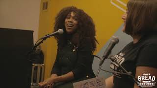 Make Bread presents Tracy G of Sway in the Morning and She's Beauty and the Beast