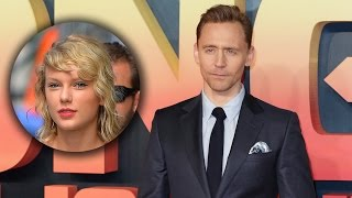 Tom Hiddleston Claims He Regrets NOTHING When Asked About Taylor Swift Relationship