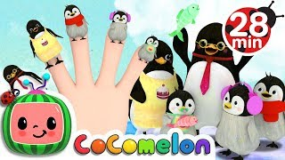 Finger Family Songs - ABCkidTV