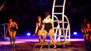Britney Spears - Do Somethin' - Staples Center 09/23/09 The Circus Tour 09 Live HD