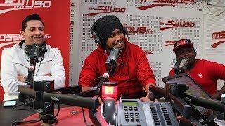 Raouf Meher, Klay BBJ & Lukaku  dans Noujoum