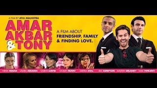 AMAR AKBAR & TONY - Britflicks Interviews (2015)