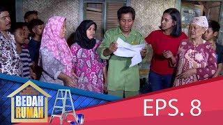 Dapat Kejutan Bedah Rumah, Begini Curhatan Pak Herman! | BEDAH RUMAH EPS. 8 (2/4) GTV 2017