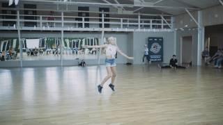 ТАНЦЫ // Рита -  Вог -  Лагерь Good Foot 2017