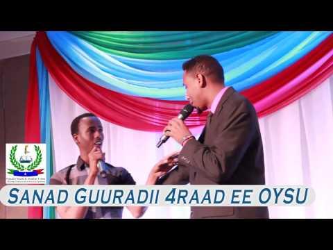 SANAD GUURADII 4RAAD EE OYSU PART 1