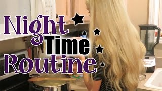 MY NIGHT TIME ROUTINE | MOM & WIFE VERSION | SUMMER 2016
