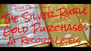 The New Silver Ruble! Record Increase In National Debt - Economic Collapse News