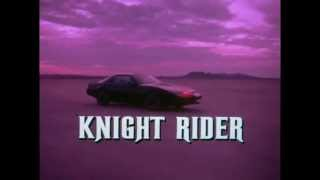 Knight Rider Intros Collection