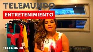 EN VIVO: Entra al camerino de Carolina Sandoval