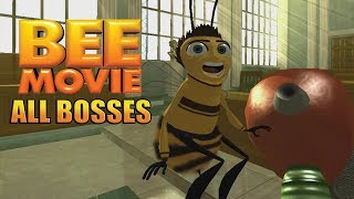Bee Movie Game All Bosses