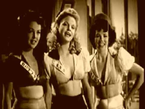 Retrolectro Hopper XXXV (Gals Dance with The SwinGrowers & Boswell Sisters - Crazy People)