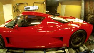 Superlite Coupe Dyno run
