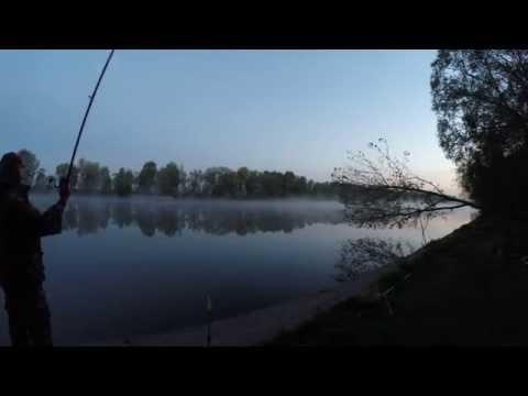 рыбалка с ночевкой под минском