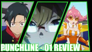 Punchline - 01 REVIEW