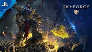 Skyforge – Revenant Announcement Trailer | PS4
