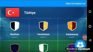 OSM (online score meneger) İstediğin takımı seçme TÜRKİYE'DE ilk