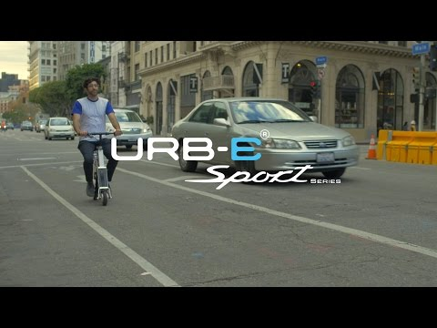 The New URB-E Sport Series